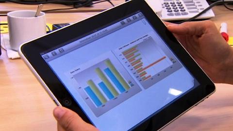 SAP Business ByDesign auf dem iPad