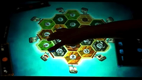 Catan on Surface