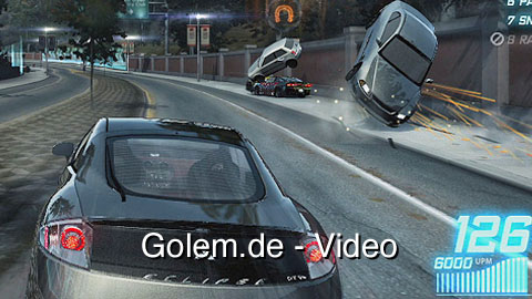Need for Speed World - Eindrücke (Gameplay)