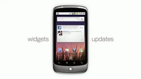 Google Nexus One - Trailer