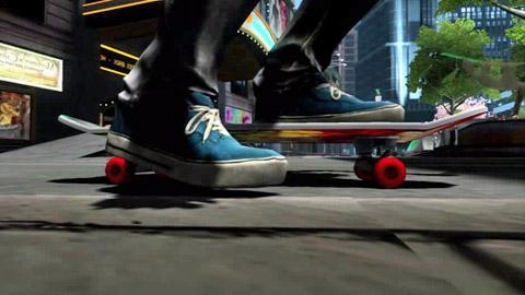 Shaun White Skateboarding - Trailer 2