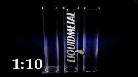 Technologiedemo von Liquidmetal