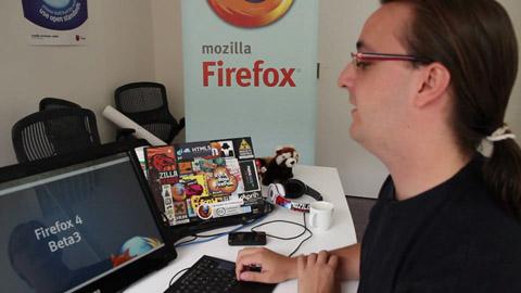 Firefox 4 Beta 3 mit Multitouch-Unterstützung