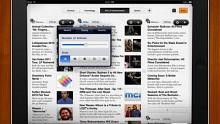 RSS-Reader Times für das iPad (stumm)