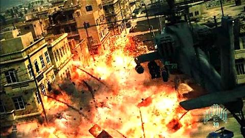 Ace Combat Assault Horizon - Reveal-Trailer