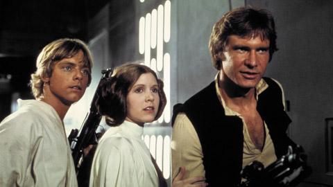 Star Wars - Kinotrailer (1977)