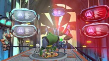 Ratchet and Clank Future - All 4 One - Trailer