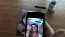 Augmented-Reality-Anwendung im Magazin der Süddeutschen Zeitung