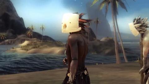 From Dust - Trailer von der Gamescom 2010 mit Tech Demo