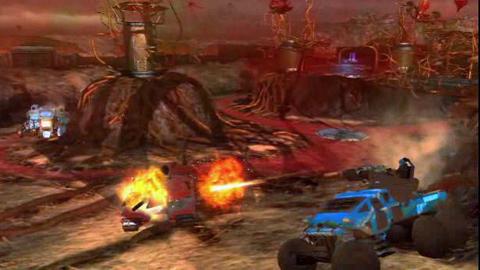 Red Faction Battlegrounds - Trailer