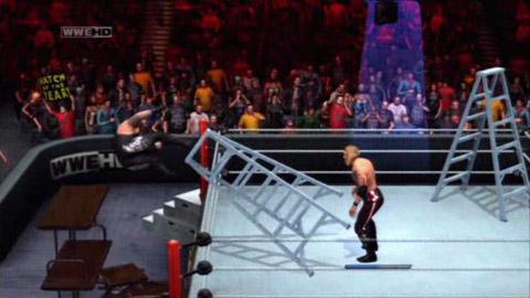 WWE Smackdown vs Raw 2011 - Trailer