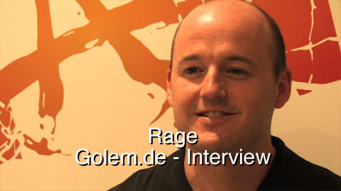 Rage - Interview mit Tim Willits auf der Gamescom 2010