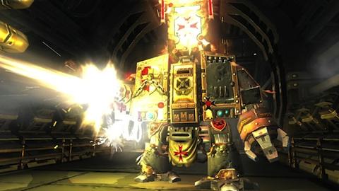 Warhammer 40K Dark Millennium Online - Trailer von der Gamescom 2010