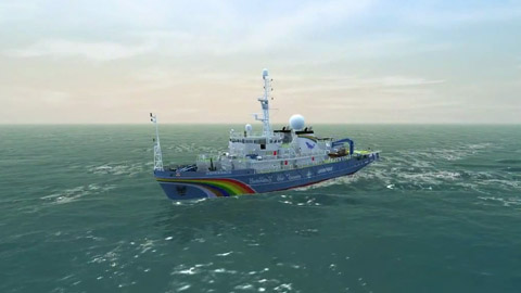 Ship Simulator Extremes - Trailer von der Gamescom 2010
