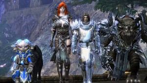 Guild Wars 2 - Trailer über die spielbaren Völker