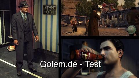 Mafia 2 - Test