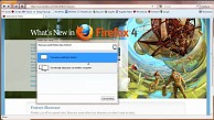 Firefox 4 Beta 4 mit Firefox Sync