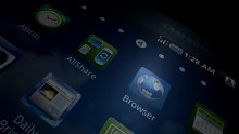 Samsung Galaxy Tab - Teaser-Trailer von der Ifa 2010