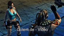 Lara Croft Guardian of Light - Spielszenen (Gameplay)