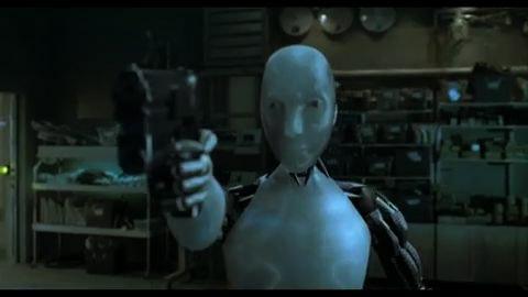 I, Robot - Trailer