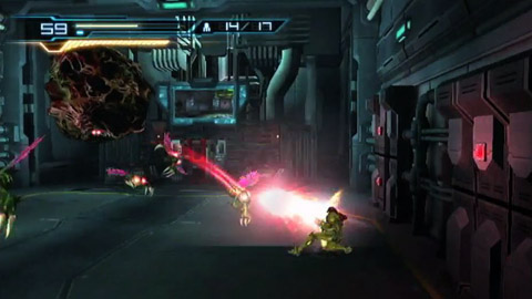 Metroid Other M - Trailer 2