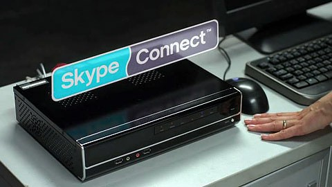 Skype Connect 1.0 - Skype für IP-basierte Telefonanlagen