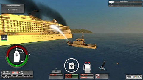 Ship Simulator Extremes - Tourism-Trailer