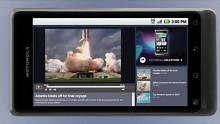 Motorola Milestone 2 mit Motoblur