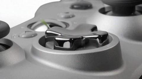 Xbox-360-Controller mit verbessertem D-Pad - Trailer