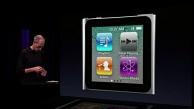 iPod nano mit Multitouch - Vorstellung auf dem Apple-Event vom 1. September 2010