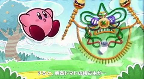 Kirby's Epic Yarn - Trailer 2