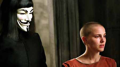 V wie Vendetta - Kinotrailer