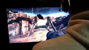 Duke Nukem Forever - Spielszenen (Gameplay) von der Pax 2010