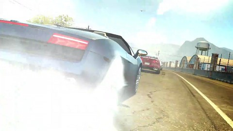 Need for Speed Hot Pursuit - Gameplay-Trailer 2