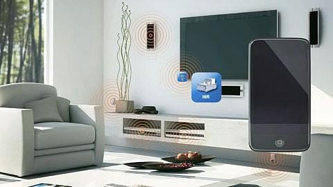 Mediola Control steuert Haustechnik
