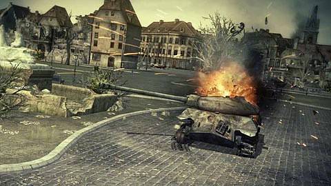 World of Tanks - Heavy Tanks - Trailer
