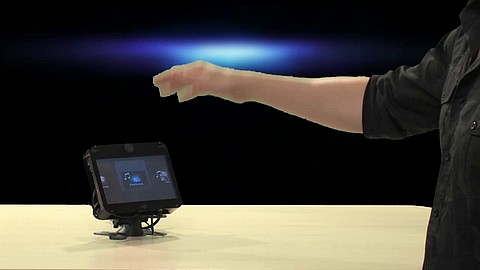 Mimesign - Gestensteuerung per Ultraschall