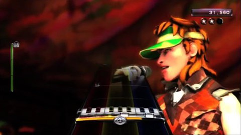 Keyboard spielen in Rock Band 3 - Trailer
