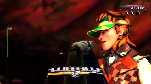 Keyboard spielen in Rock Band 3 - Trailer