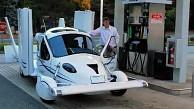 Terrafugia - ein fliegendes Auto