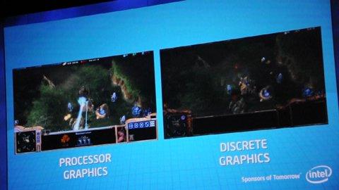 Intel zeigt Sandy Bridge mit Starcraft 2