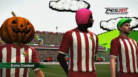 Pro Evolution Soccer 2011 - Trailer