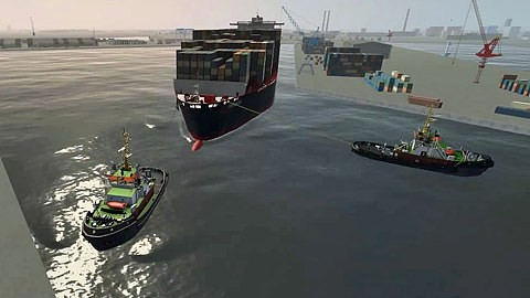 Ship Simulator Extremes - Core Campaign-Trailer