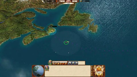 Commander - Conquest of the Americas - Gameplay-Tutorial 2