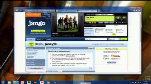 Microsoft zeigt Beta des Internet Explorer 9
