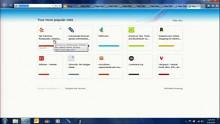 Internet Explorer 9 - personalisierte Tab-Übersicht
