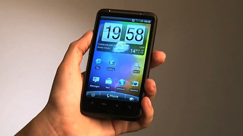 HTC Desire HD - Trailer