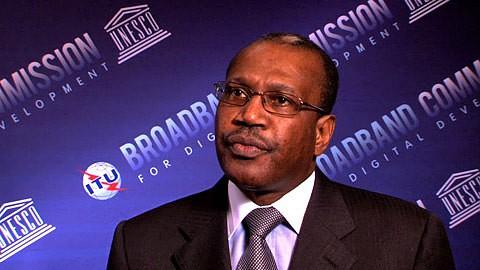 Recht auf Internetanschluss - Interview mit Dr Hamadoun Touré
