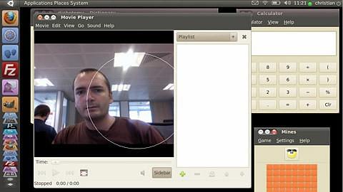 Canonical testet Bewegungssensor unter Ubuntu