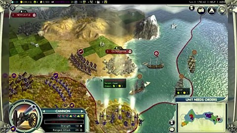 15 Minuten aus Civilization 5